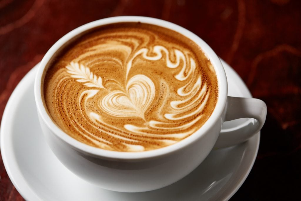 image of delicious coffee available near Arabella Houston condominium